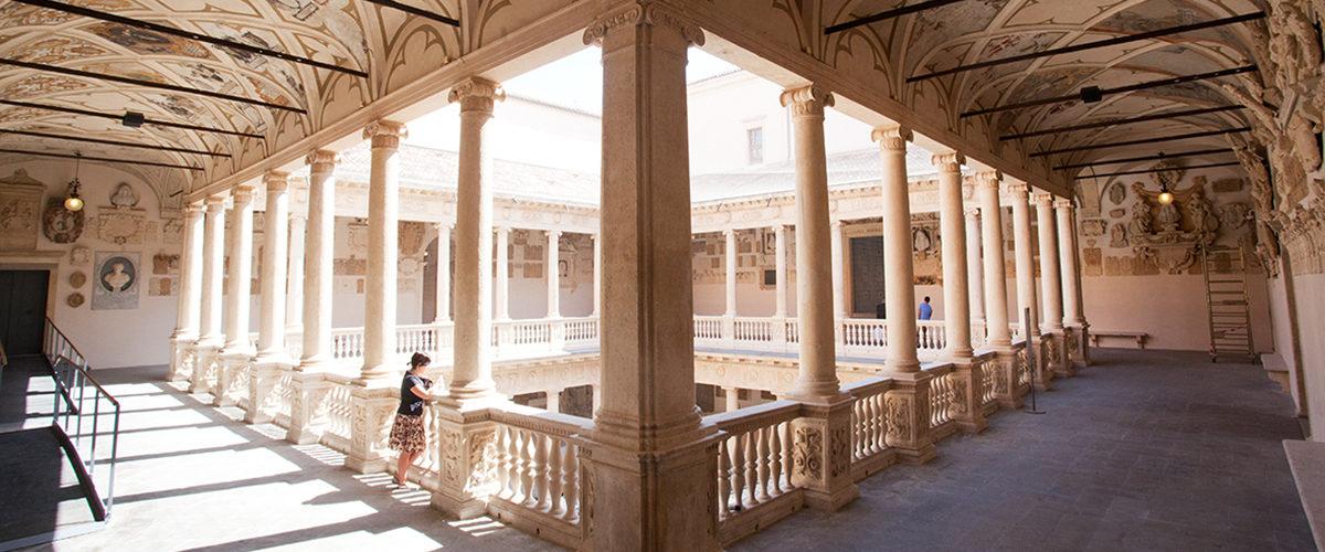 Padova-Palazzo Bo