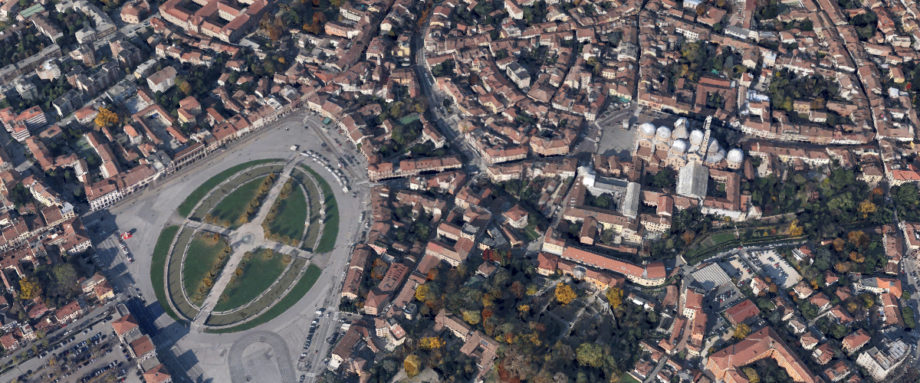 Padova-Mappa